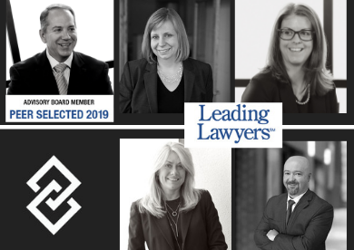 Spiros Law attorneys selected to Leading Lawyers